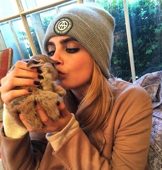 Cara Delevingne (Foto: Reprodução Instagram)