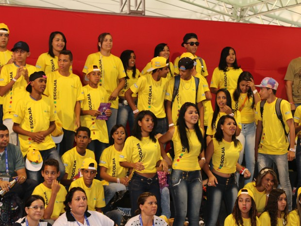 Olimpíada do Conhecimento 2014 (Foto: Thiago Rios Gomes)