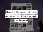 Troca de ministros ganha destaque imediato no noticiário internacional