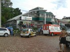 Quadrilha assalta banco e faz reféns em Santana da Boa Vista, RS