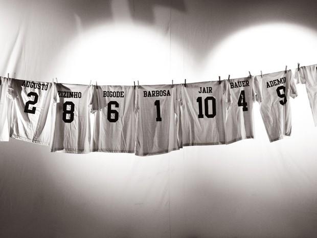 Todos os 11 jogadores da seleção brasileira de 1950 sonhavam em simplesmente ser reconhecidos como vice-campeões. (Foto: GloboNews/Rodrigo Bodstein)