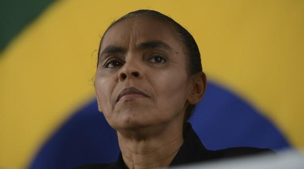 Marina Silva (Foto: José Cruz/ Agência Brasil)