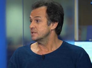 Carlão, comentarista, vôlei (Foto: Reprodução/SporTV)