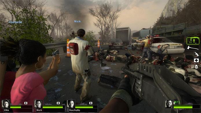 Left 4 Dead 2 no Steam (Foto: Divulgação/Valve)
