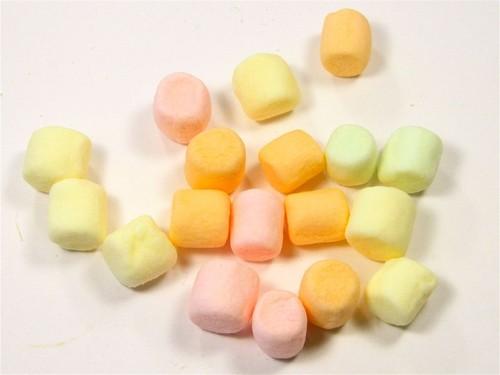 Marshmallow americano (bala fofinha