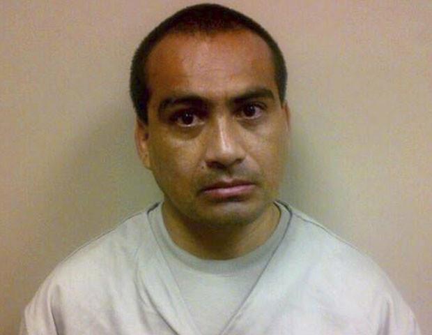 Jose Juan Salaz havia fugido da cadeia havia quase 16 anos (Foto: Harris County Sheriff/AP)