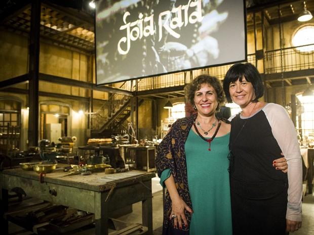 autoras Joia Rara (Foto: Joia Rara / Tv Globo)