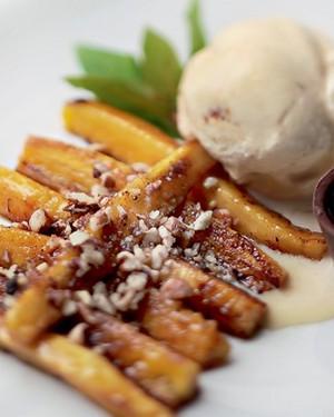 Banana tragaluz (Foto: Casa e Comida)