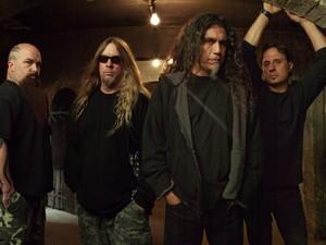 A banda Slayer (Foto: Divulgação)