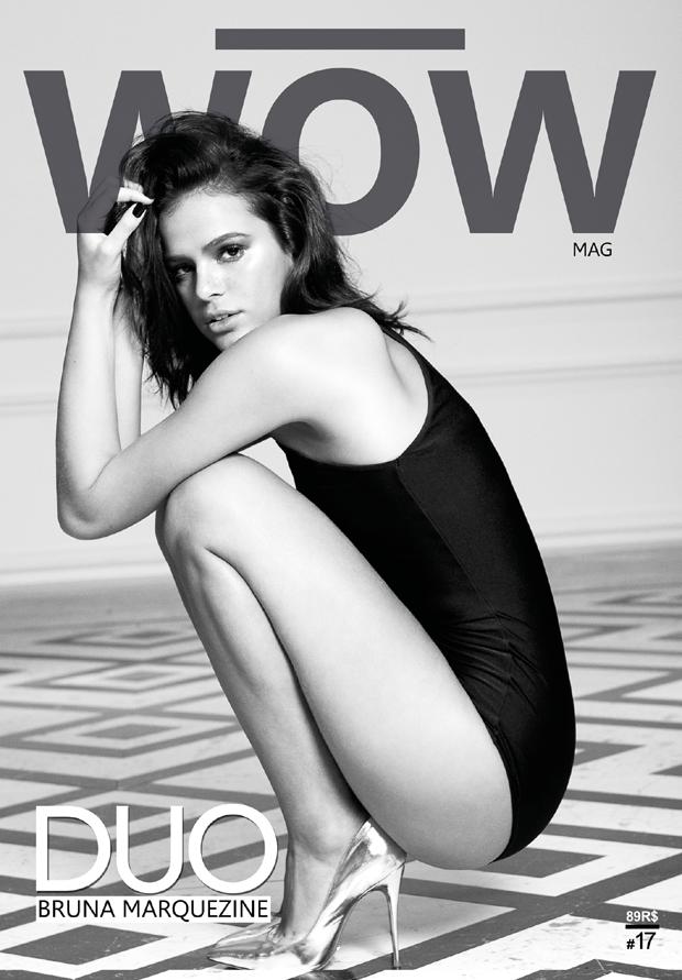 Bruna Marquezine (Foto: Brunno Rangel / Divulgação / Revista 'WOW')