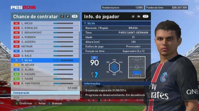 Thiago Silva (Foto  Reprodução Murilo Molina) f3ef16fc87cea