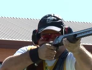 Rodrigo Bastos tiro