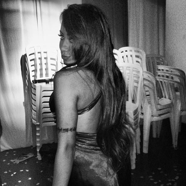 Rafaella Santos em festa (Foto: Instagram/ Reprodução)