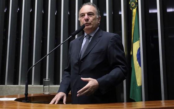 O deputado Ricardo Tripoli (PSDB - SP) (Foto: Antonio Augusto / Câmara dos Deputados)