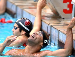 João Gomes, aberto de natação (Foto: Satiro Sodre / AGIF)