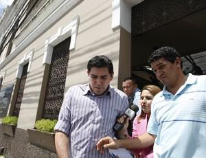 Robson, o Robgol ex-jogador do Paysandu (Foto: Igor Mota / Amazônia Hoje)
