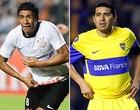 Corinthians ou Boca Juniors: para quem você torcerá na final? (Montagem sobre fotos de Marcos Ribolli e Reuters)