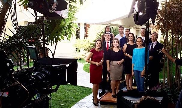 TV Verdes Mares completa 45 anos em janeiro de 2015. (Foto: Divulgação/TV Verdes Mares)