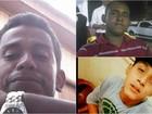 Vítimas de homicídios foram mortas com armas de uso restrito, diz polícia