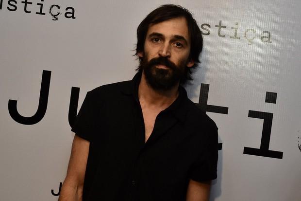 Júlio Andrade (Foto: Roberto Teixeira / EGO)