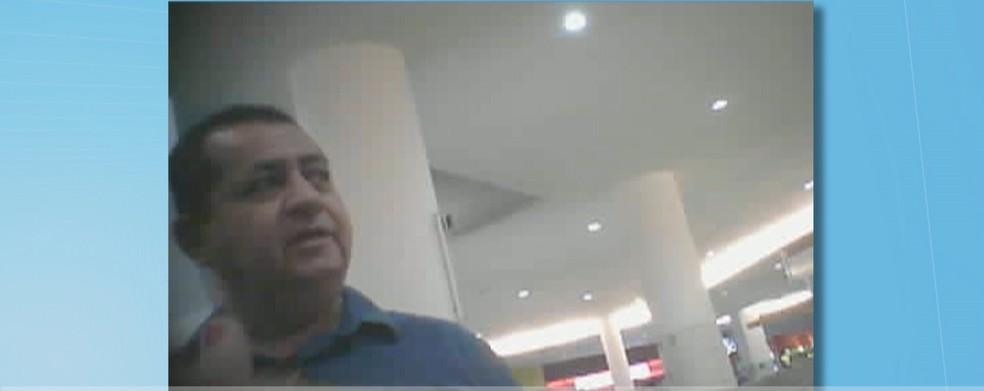 Oficial de Justiça ofereceu R$ 15 mil a servidora do TJMT por documento sigiloso, diz Gaeco (Foto: Reprodução/TVCA)