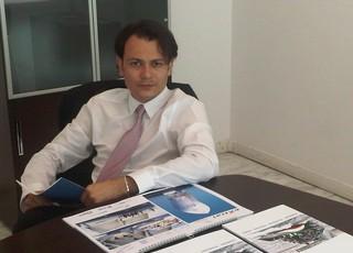 Franck Assunção Vasco (Foto: Arquivo Pessoal)