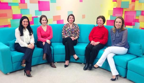 Painel RPC TV Sono (Foto: Divulgação/ RPC TV)