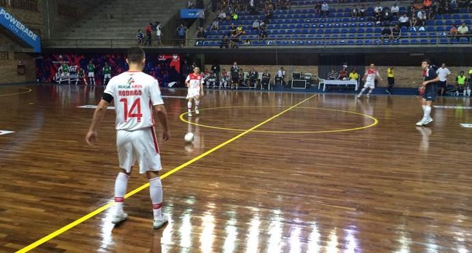 Sorocaba Futsal, Libertadores, Banco República (Foto: Divulgação / Futsal Brasil Kirin)
