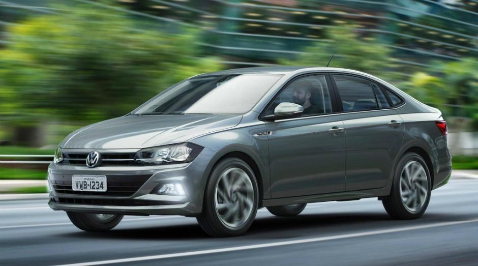 Volkswagen Virtus (Foto: Divulgação)