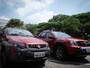 Renault Duster Oroch x Fiat Strada; G1 compara (Caio Kenji / G1)