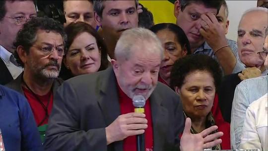 Lula é réu pela quinta vez, agora por propina em terreno e apartamento