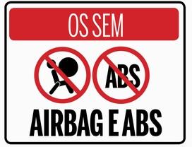 Carros sem airbag e ABS (Foto: Autoesporte)