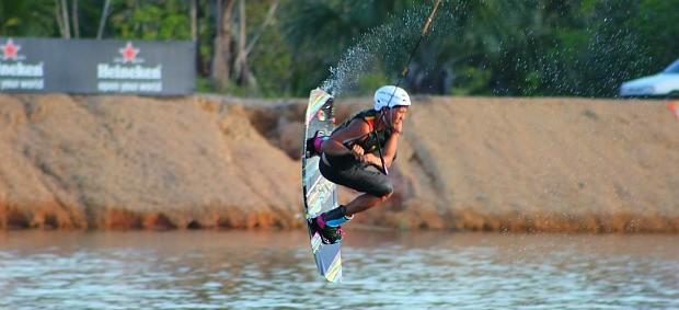 wakeboard amazonas (Foto: Frank Cunha/Globoesporte.com)