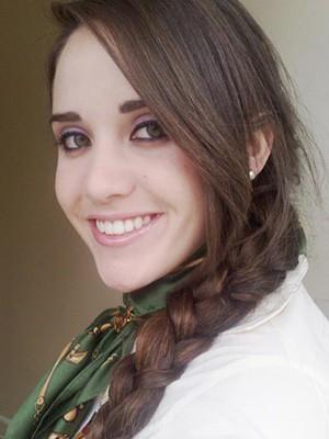 Entre os passatempos da vereadora eleita estão as tradições gaúchas (Foto: Arquivo Pessoal)