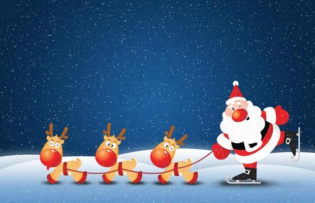 É 'Tempo de Natal', venha se divertir, neste sábado (12), em Paranavaí (Foto: Divulgação)