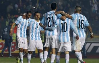 """Noriega admite sentir """"inveja positiva"""" ao comparar Brasil e Argentina no 6 a 1"""
