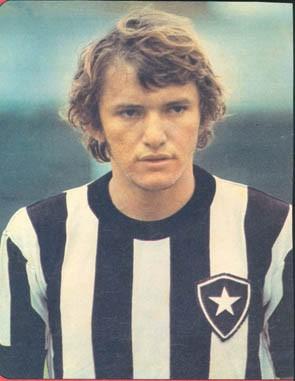 Marinho Chagas, ex-lateral do Botafogo (Foto: Divulgação/Botafogo)