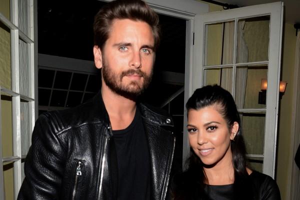 Scott Disick e Kourtney Kardashian: relacionamento não acabou bem (Foto: Getty Images)