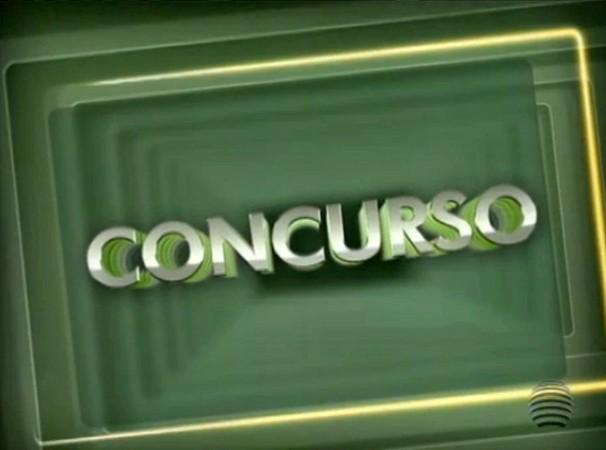 Quadro de concursos é exibido semanalmente no SPTV 1ª Edição (Foto: Reprodução/TV Fronteira)