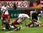 Após três meses, Muriel volta ao gol e tenta terminar 1º jogo sem ser vazado
