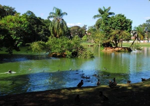 Zoológico Quinzinho de Barros Sorocaba (Foto: Divulgação/Prefeitura de Sorocaba)