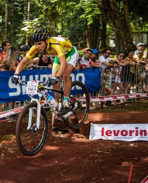 Luiz Cocuzzi tentará pontos no ranking mundial (Foto: Fabio Piva )