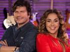 Paulo Ricardo nega 'climão' com Daniela Mercury no 'Superstar'
