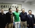 Beijing Guoan faz festa e apresenta oficialmente Ralf e Renato Augusto