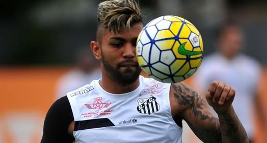 caminho de ouro (Ivan Storti/Santos FC)