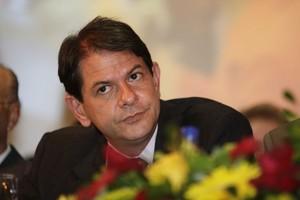 Cid Gomes, novo ministro da Educação (Foto: Dida Sampaio / AE)