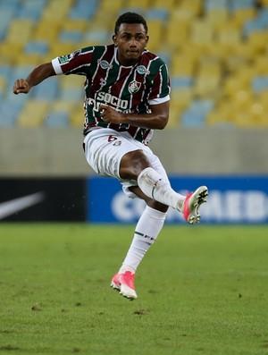 Wendel Fluminense Universidad Catolica  (Foto: Lucas Merçon/Fluminense FC)