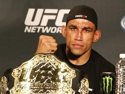 Fabricio Werdum campeão dos pesados do UFC (Foto: Evelyn Rodrigues)