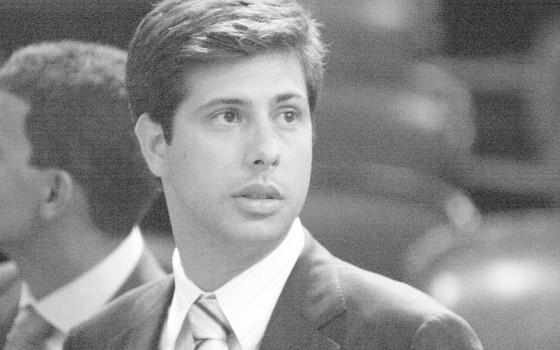 O deputado estadual Rafael Picciani, filho do presidente da Assembleia Legislativa do Rio de Janeiro, Jorge Picciani  (Foto: Rafael Picciani - Alerj)