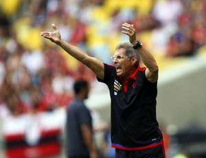 Oswaldo de Oliveira Flamengo x Joinville